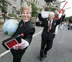 Zim Emig, Bush Cheney puppets