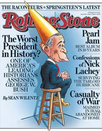 Bush Worst President in history